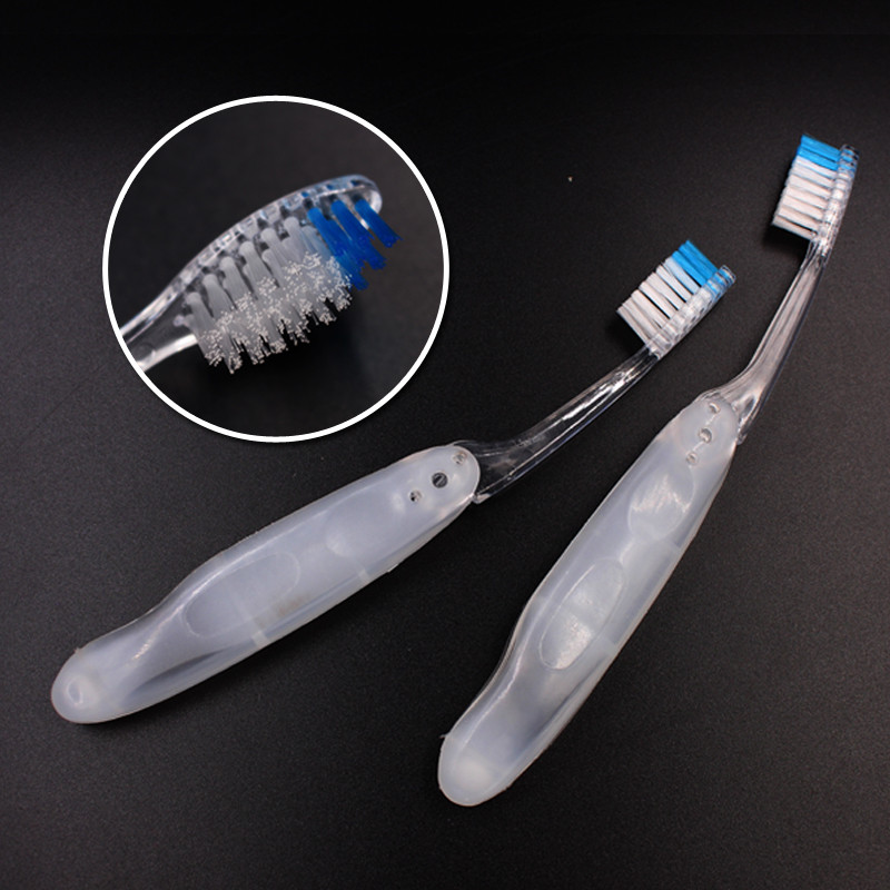 PP Fold Travel Toothbrush