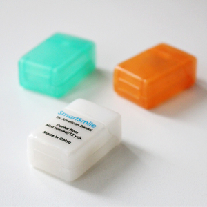 Small Square Shape Dental Floss