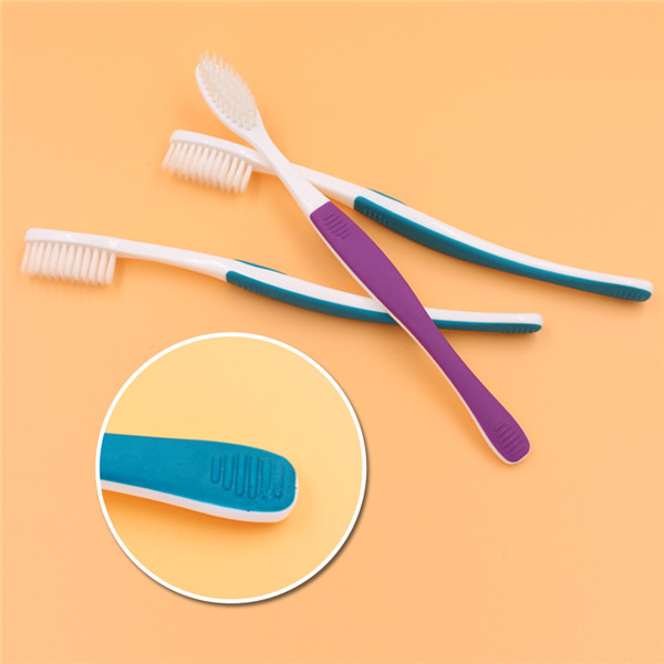 Special Handle Shape Toothbrush