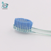 Special Embossing Patterns Transparent Toothbrush