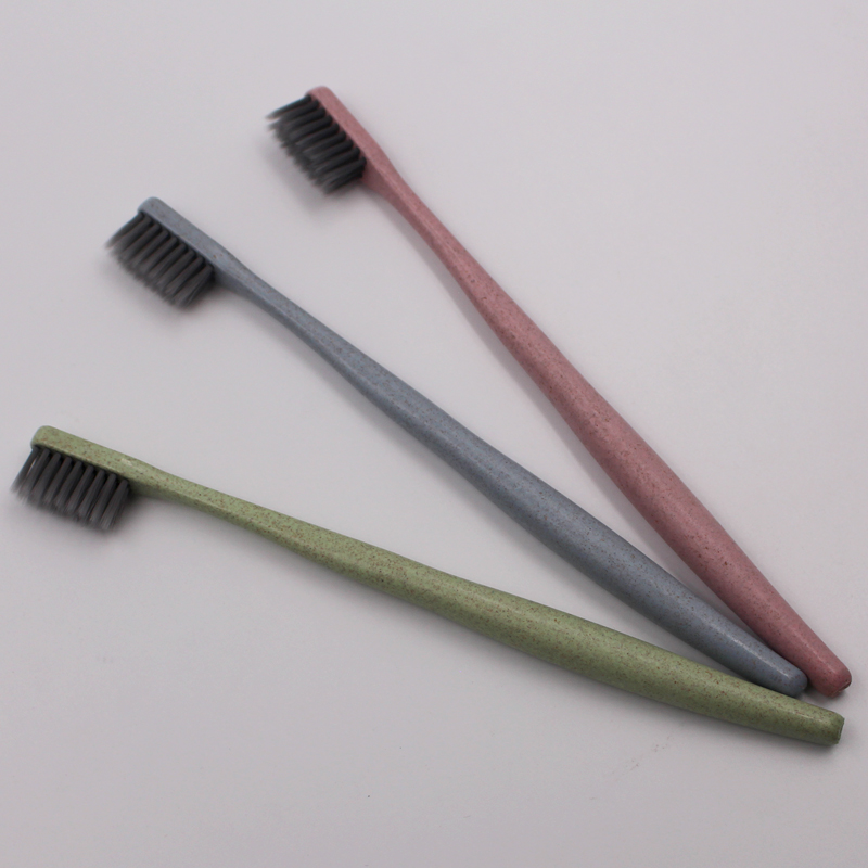 Slim Handle Biodegradable Toothbrush
