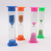 Tooth topped kids sand timer