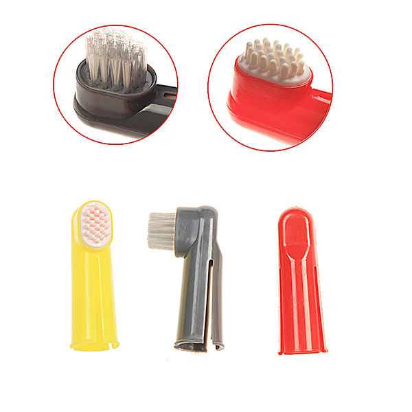 Finger Pets Toothbrush