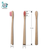 Kids Trapezoid Shape Bamboo Toothbrush