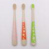 Kids Toothbrush with dots on handle