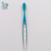 Transparant PP Handle Adult Toothbrush